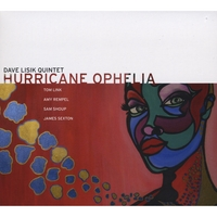 Album Hurricane Ophelia by Dave Lisik